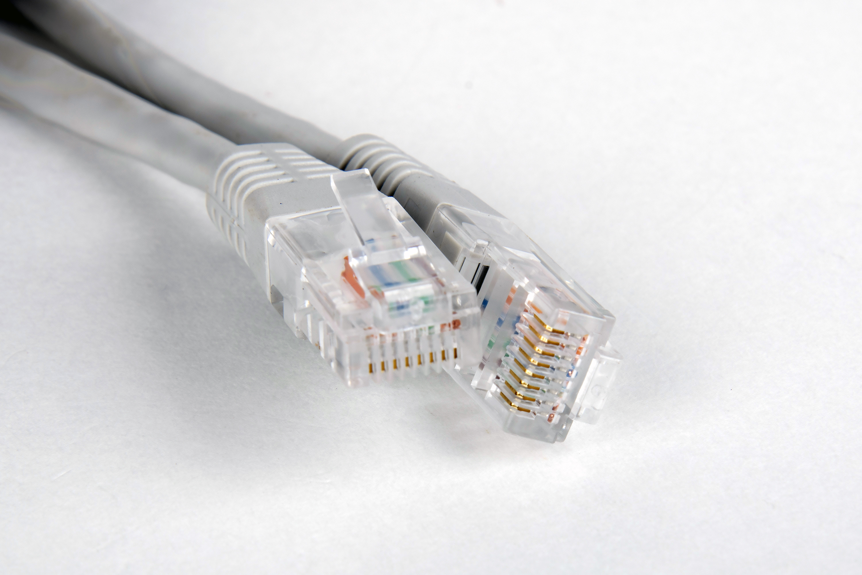 50 metre ready made Cat5E cable