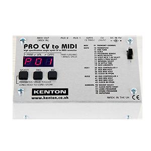 PRo CV to MIDI Main